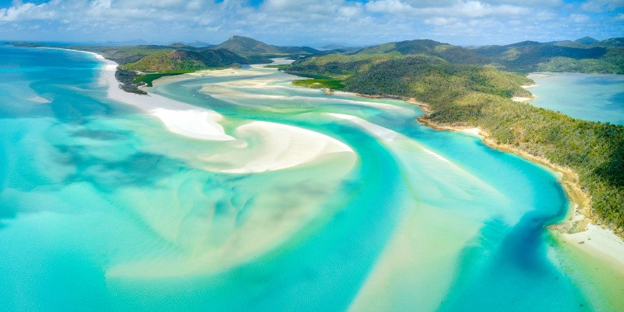 Whitesunday Island, Queensland