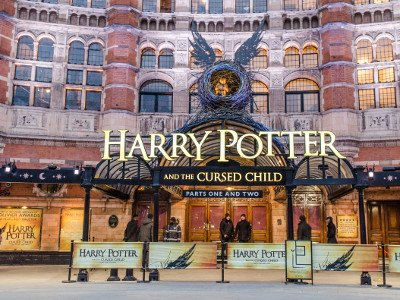 LA LONDRA DI HARRY POTTER